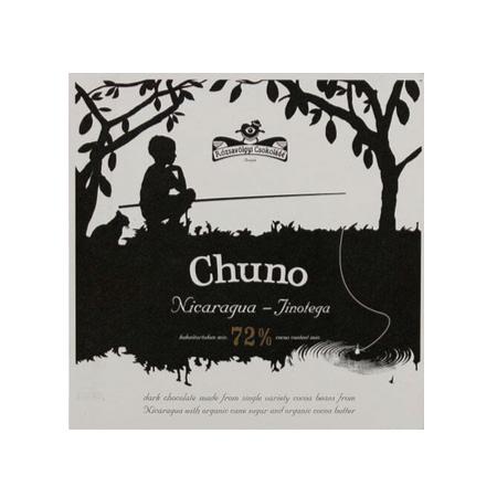 Rózsavölgyi Csokoládé - Chuno, Nicaragua 72% Single Origin