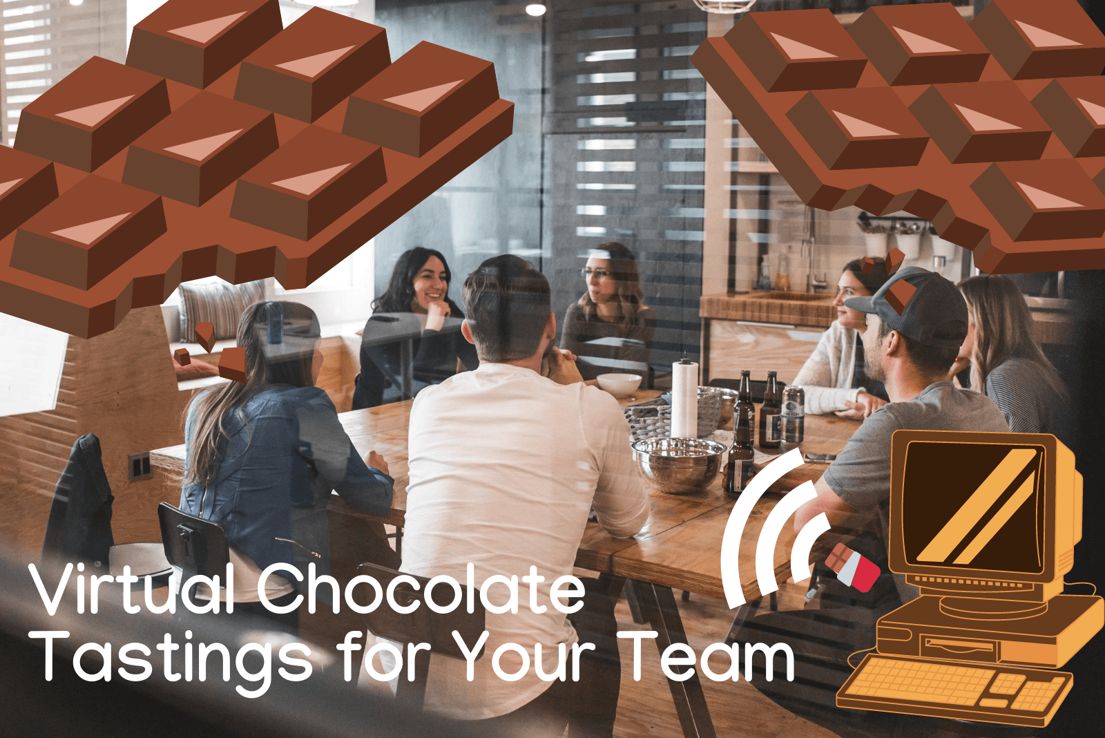 Corporate Virtual Chocolate Tastings