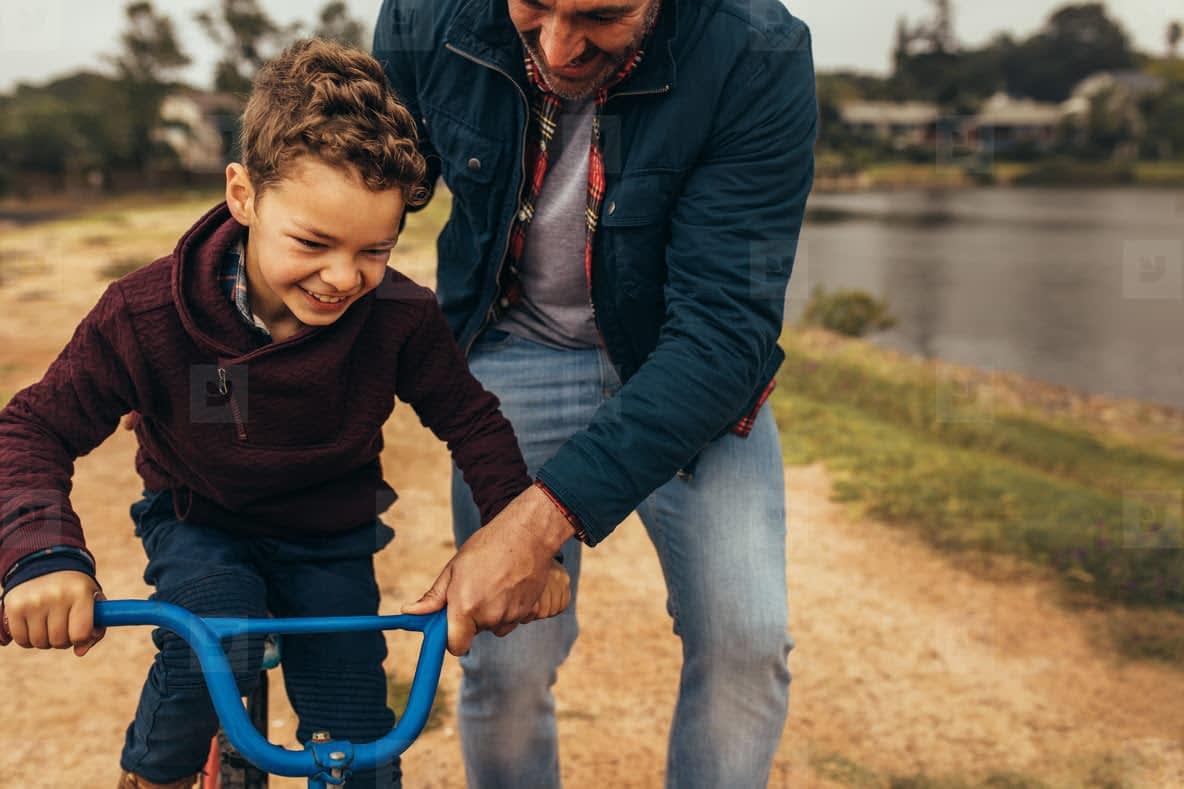 Bike Fathers Day