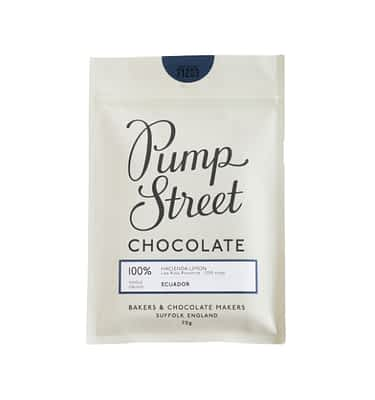 Pump Street Chocolate Ecuador 100