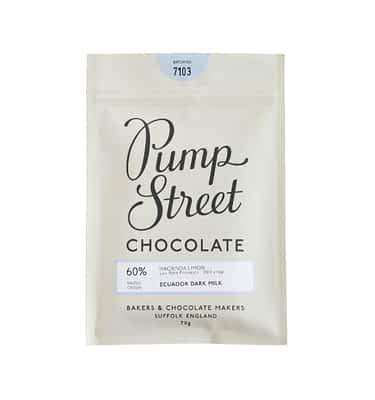 Pump Street Chocolate Ecuador Dark Milk