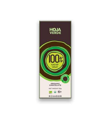 Hoja Verde 100 new