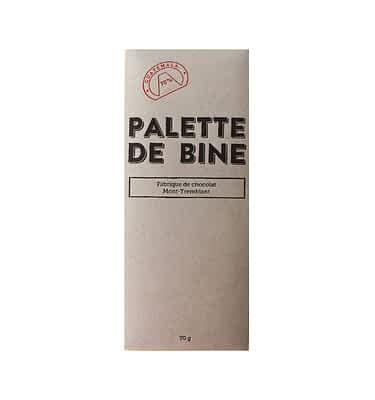 Palette de Bine Guatemala Dark Chocolate