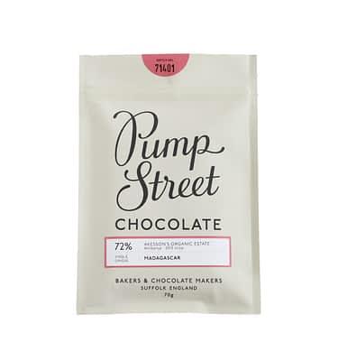 Pump Street Chocolate Madagascar Dark