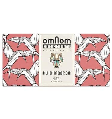 Omnom Milk of Madagascar