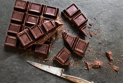 How to taste chocolate
