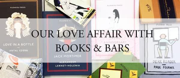 pushkin books and chocolate