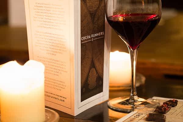Virtual Chocolate & Wine Tasting with 67 Pall Mall - Valentine
