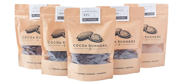 Cocoa Runners Bakery Range 2020