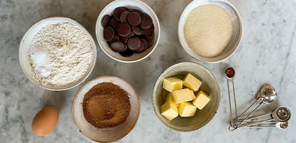Home baking with Craft Chocolate