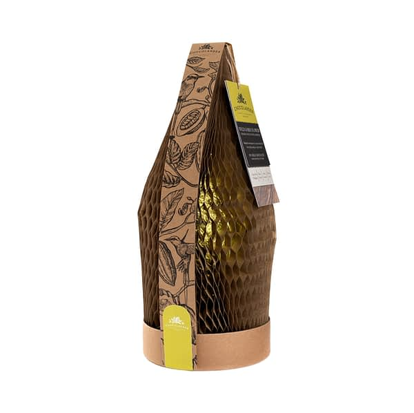 Chocolarder - 50% Gorse Flower Dominican Republic Milk Chocolate Easter Egg