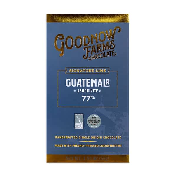 Goodnow Farms Chocolate - Asochivite, Guatemala 77%