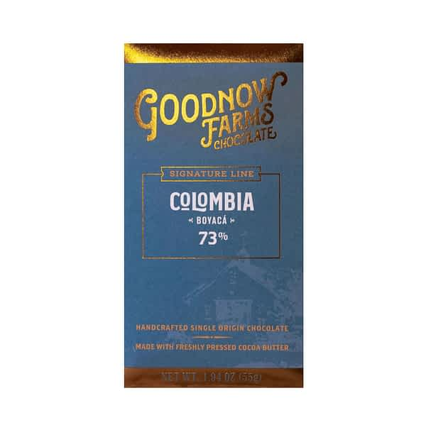 Goodnow Farms Chocolate - Boyaca, Colombia 73%