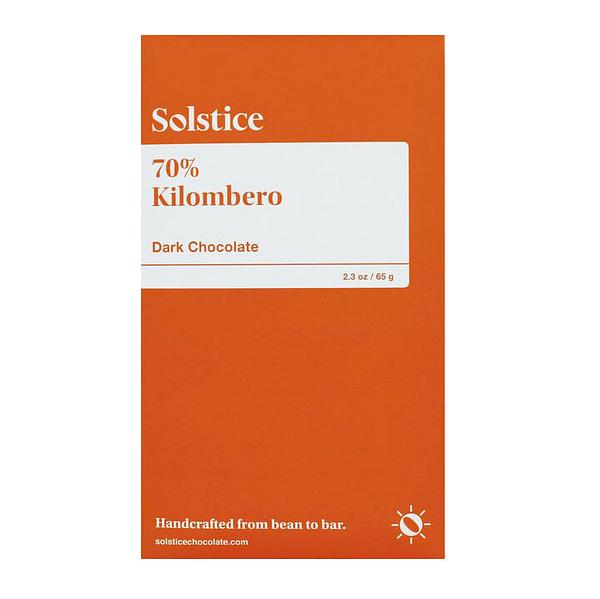 Solstice - Kilombero, Tanzania 70% Dark