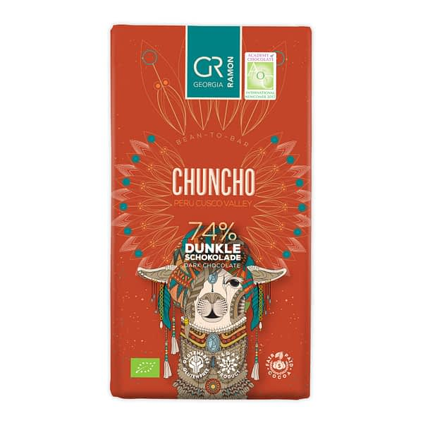 Georgia Ramon - Chuncho, Peru 74%