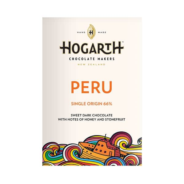 Hogarth - Gran Blanco, Peru 66% Dark