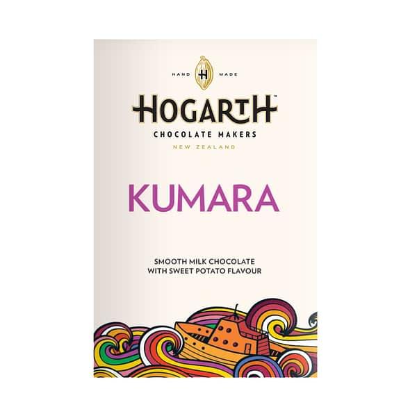 Hogarth - Peru 45% Milk with Sweet Potato Crisps
