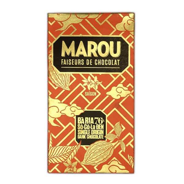 Marou Ba Ria 76%