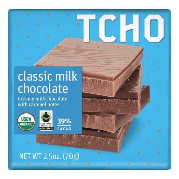 TCHO SeriousMilk Classic (Carton of 12)