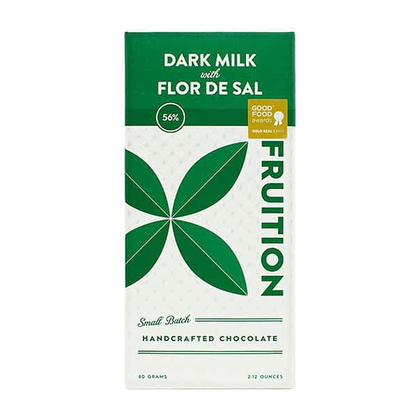Fruition Dark Milk Chocolate With Fleur De Sel