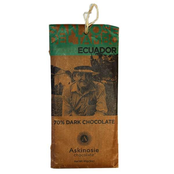 Askinosie - San Jose Del Tambo, Ecuador 70%