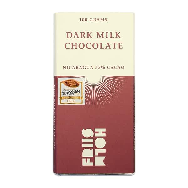 Friis Holm Nicaragua 55% Dark Milk