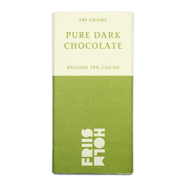 Friis Holm - Rugoso 70% Pure Dark Bad Fermentation