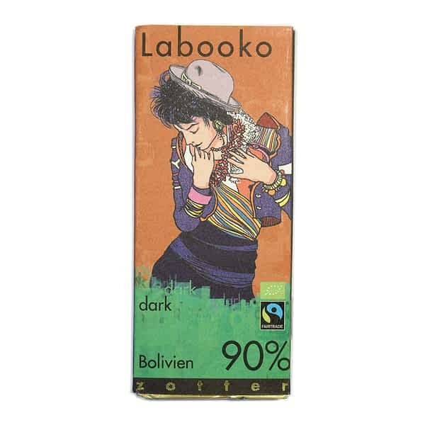 Zotter Labooko Bolivia 90%