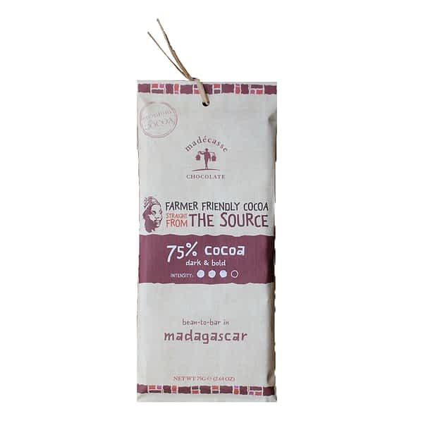 Madecasse 75% Cocoa
