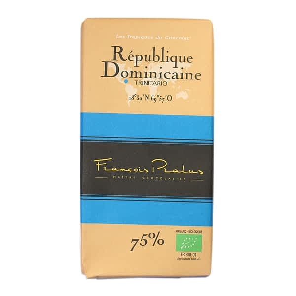 Pralus - Dominican Republic 75%