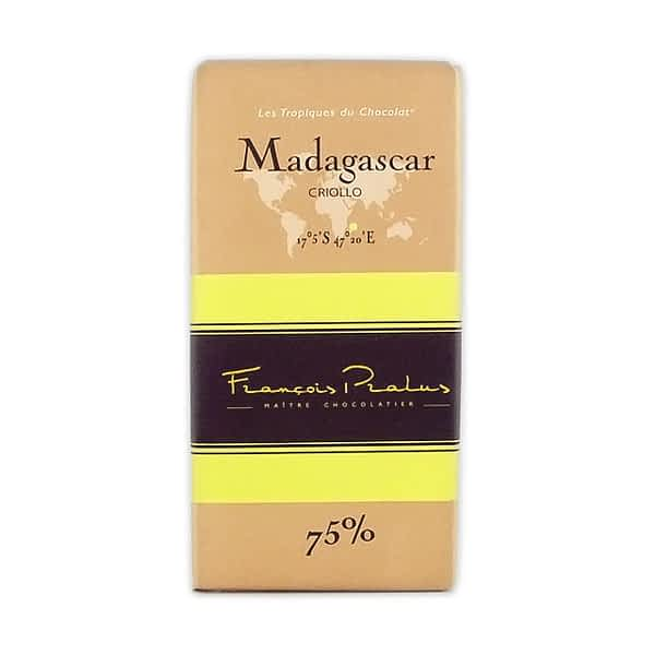 Pralus - Madagascar 75% Dark Chocolate