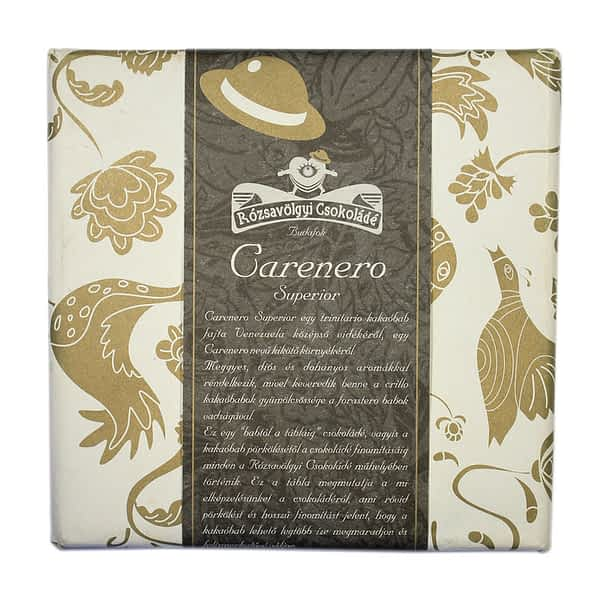 Rózsavölgyi Csokoládé - Carenero Superior 73%