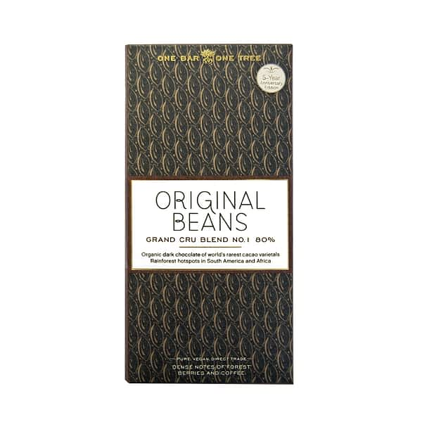 Original Beans - Grand Cru Blend 80%