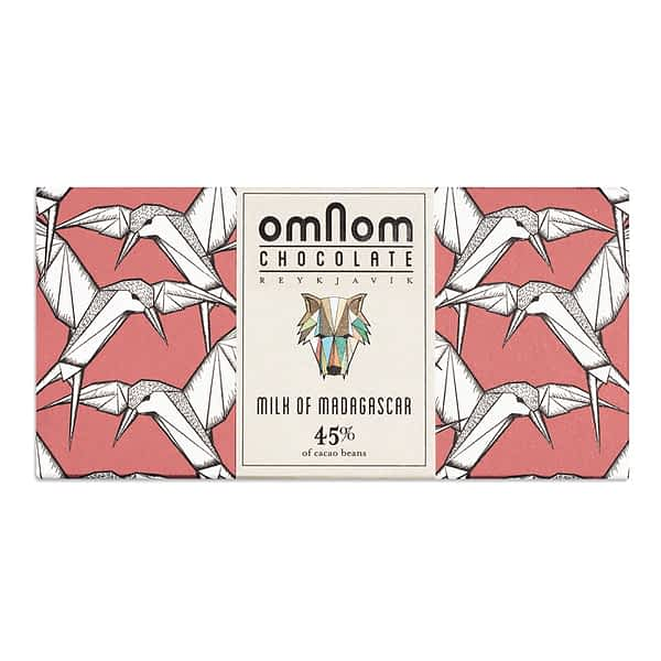 Omnom - Milk of Madagascar 45%