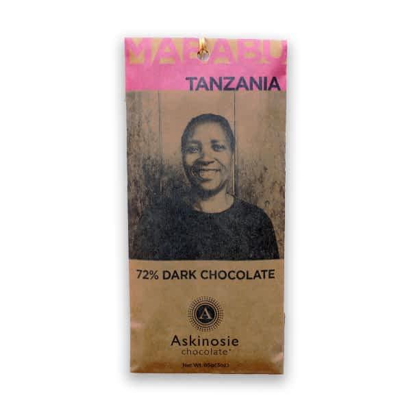 Askinosie - Mababu, Tanzania 72%