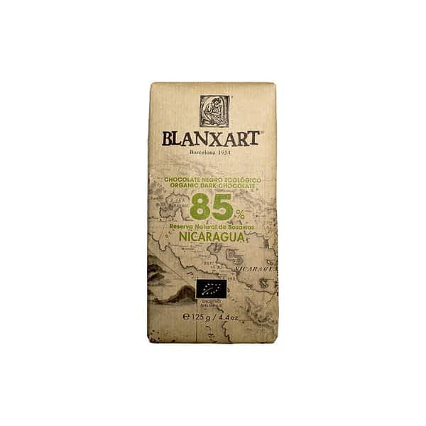 Blanxart - Nicaragua Dark 85%