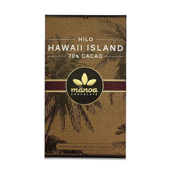 Manoa - Hilo Hawaii Dark