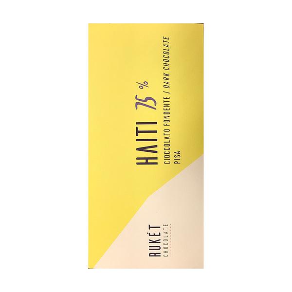 Ruket - Haiti Pisa 75% Dark Chocolate