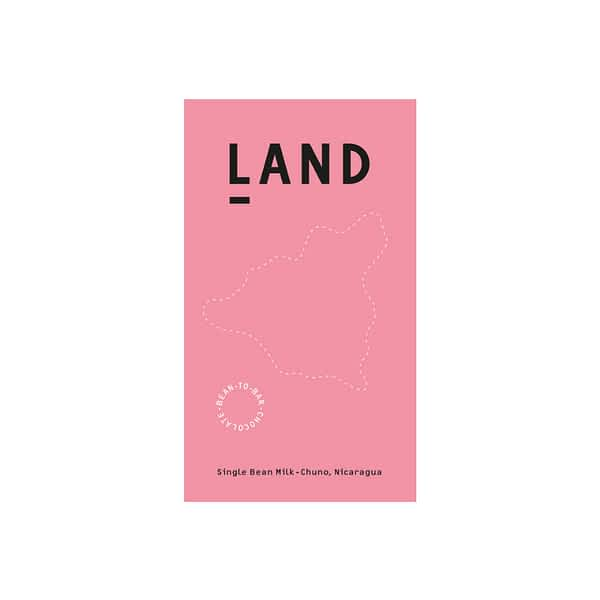 Land -  Chuno 58% Milk Chocolate