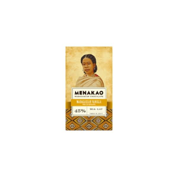 Menakao - Milk Chocolate 44% (Taster Bar)