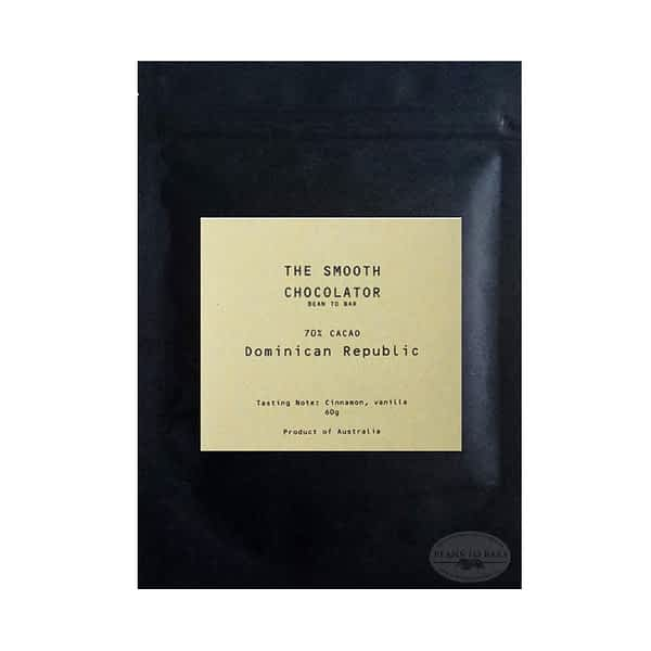 Smooth Chocolator - Dominican Republic 70%