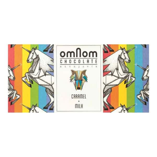 Omnom - Caramel and Milk 2017