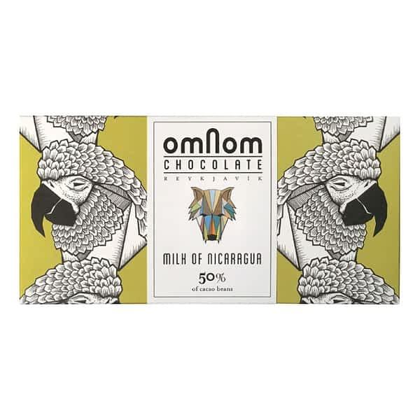 Omnom Nicaragua Milk (Carton of 10)