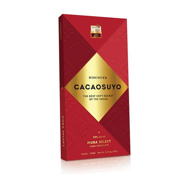 Cacaosuyo - Piura 70%