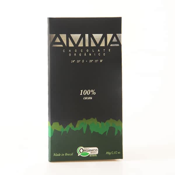 Amma - 100% Dark Chocolate