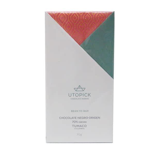 Utopick - Tumaco, Colombia 70% Dark