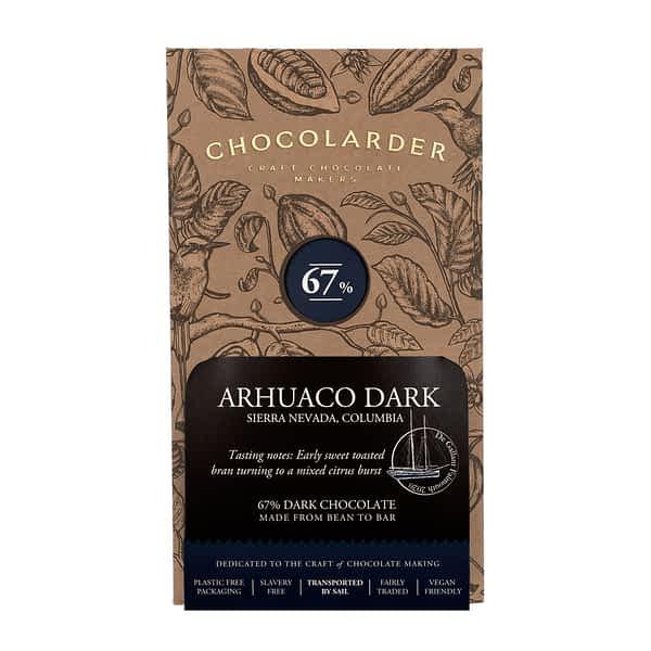 Chocolarder - Arhuaco, Colombia 67% Dark