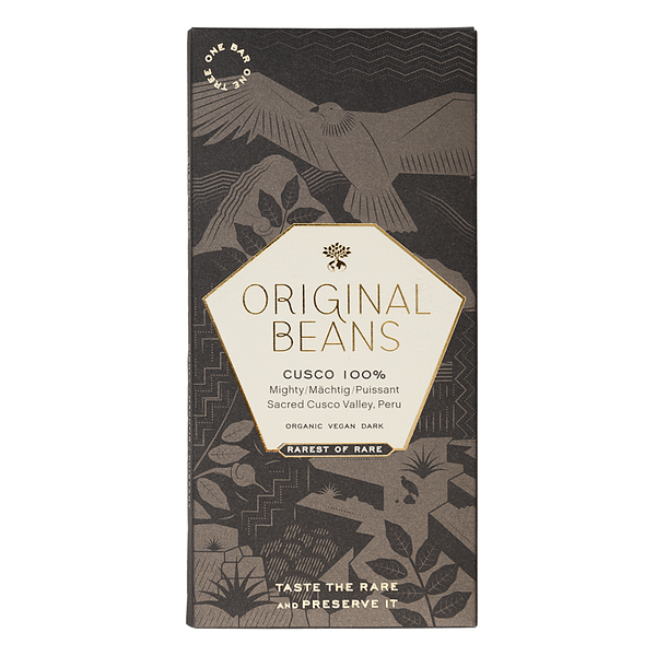 Original Beans - Cusco Chuncho 100% (Carton of 13)