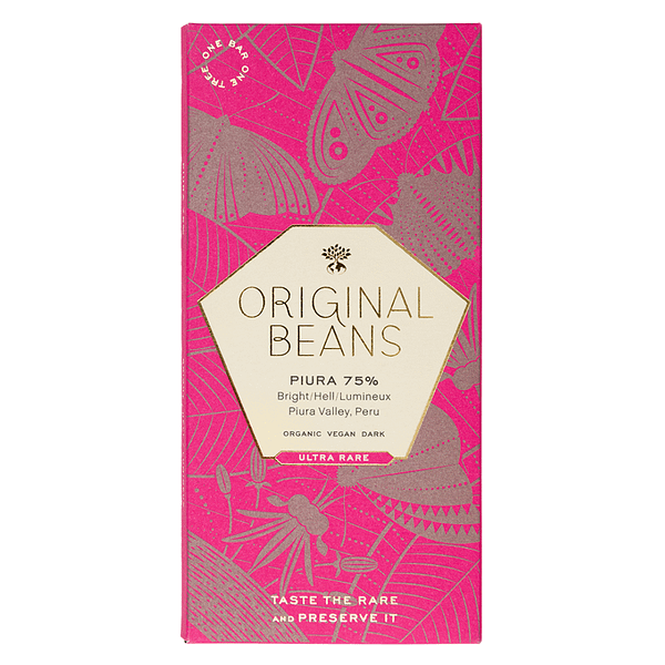 Original Beans - Piura Porcelana (Carton of 13)