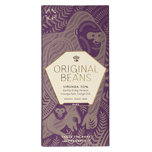 Original Beans - Cru Virunga (Carton of 13)